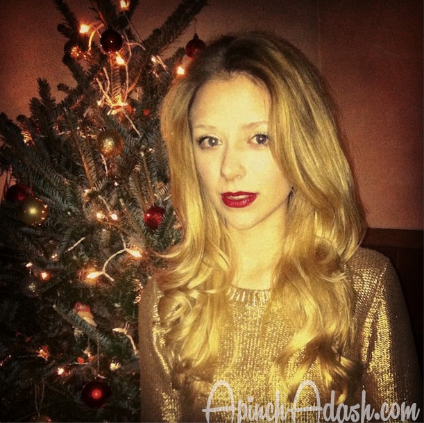Oh Christmas Tree APinchAdash.com