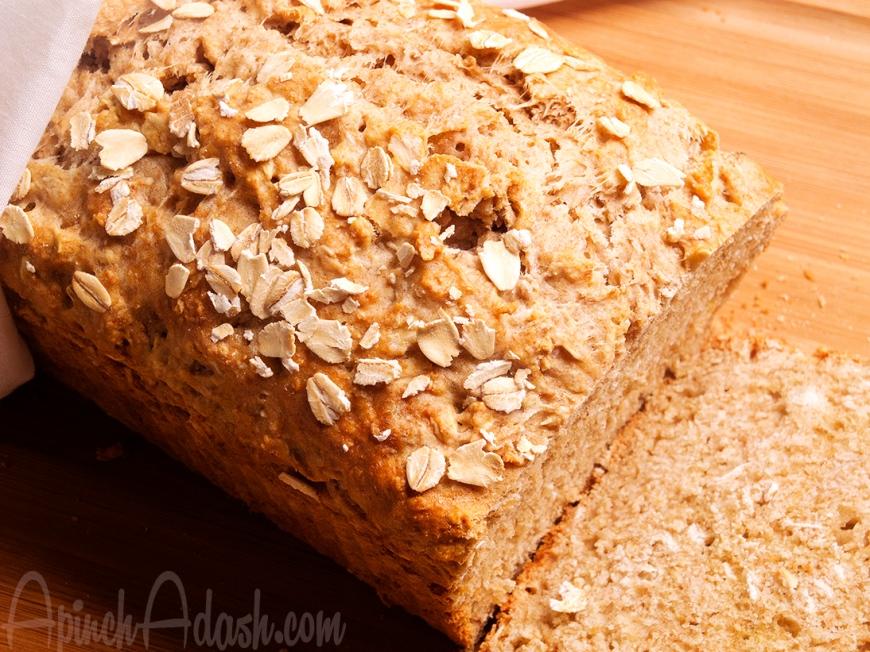 Bread ApinchAdash.com
