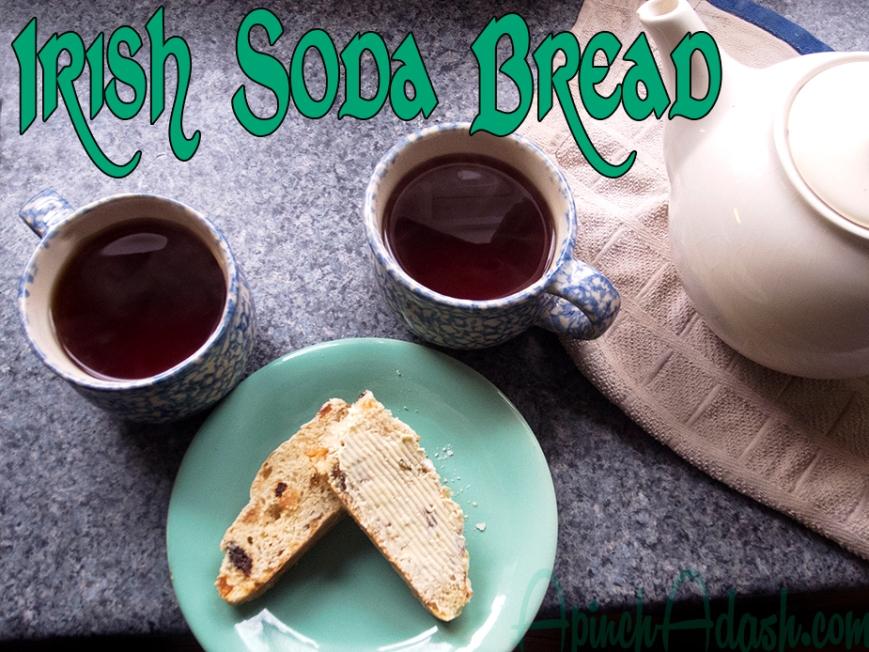 irish soda bread apinchadash
