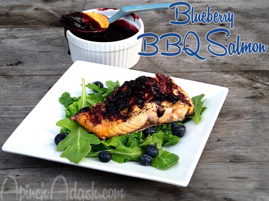 blueberry bbq salmon apinchadash.com
