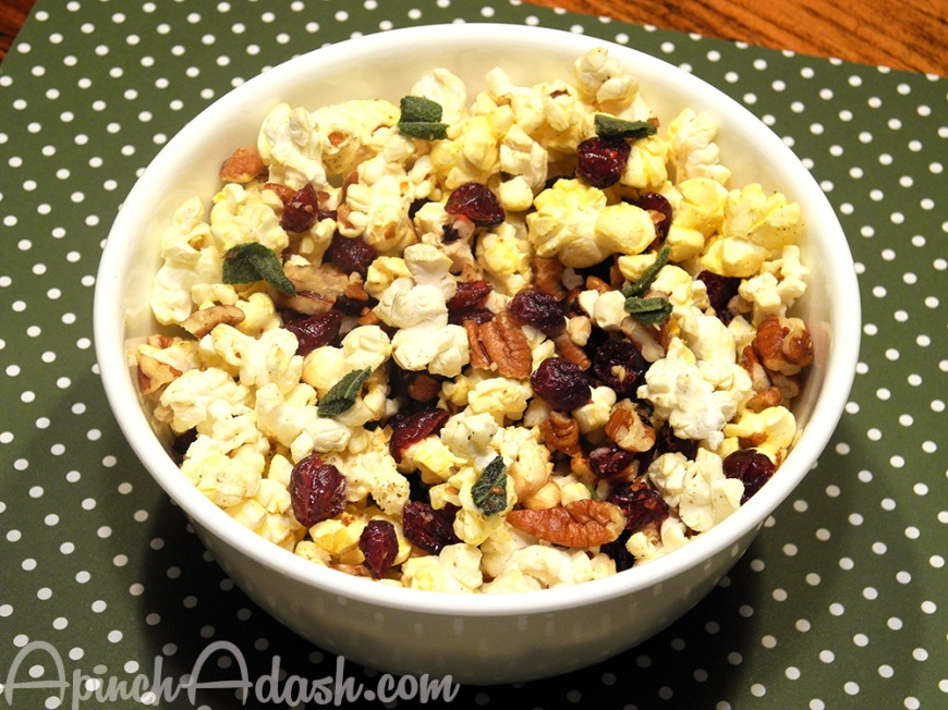 Harvest Popcorn apinchadash.com