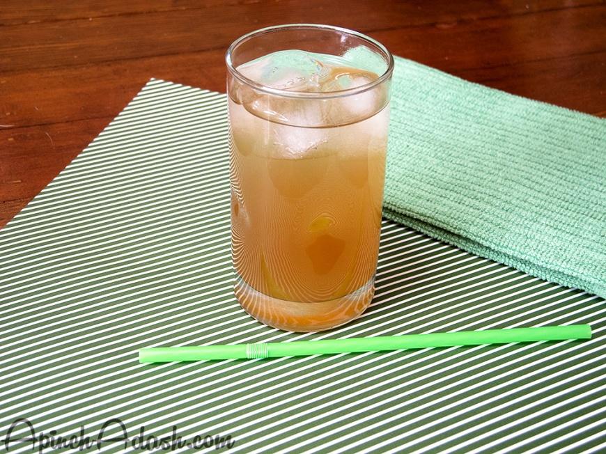Homemade Ginger Ale apinchadash.comHomemade Ginger Ale apinchadash.comHomemade Ginger Ale apinchadash.com