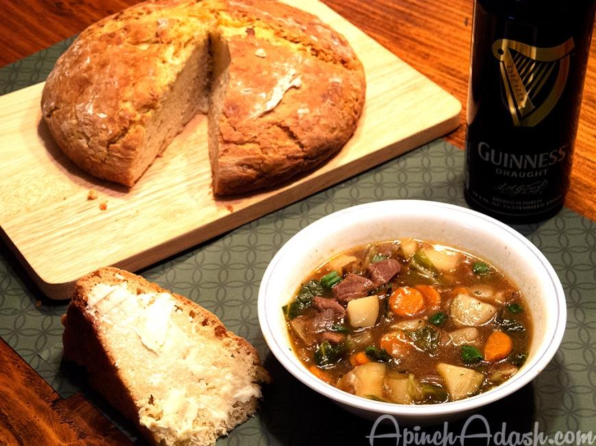 Traditional Irish Stew apinchadash.com