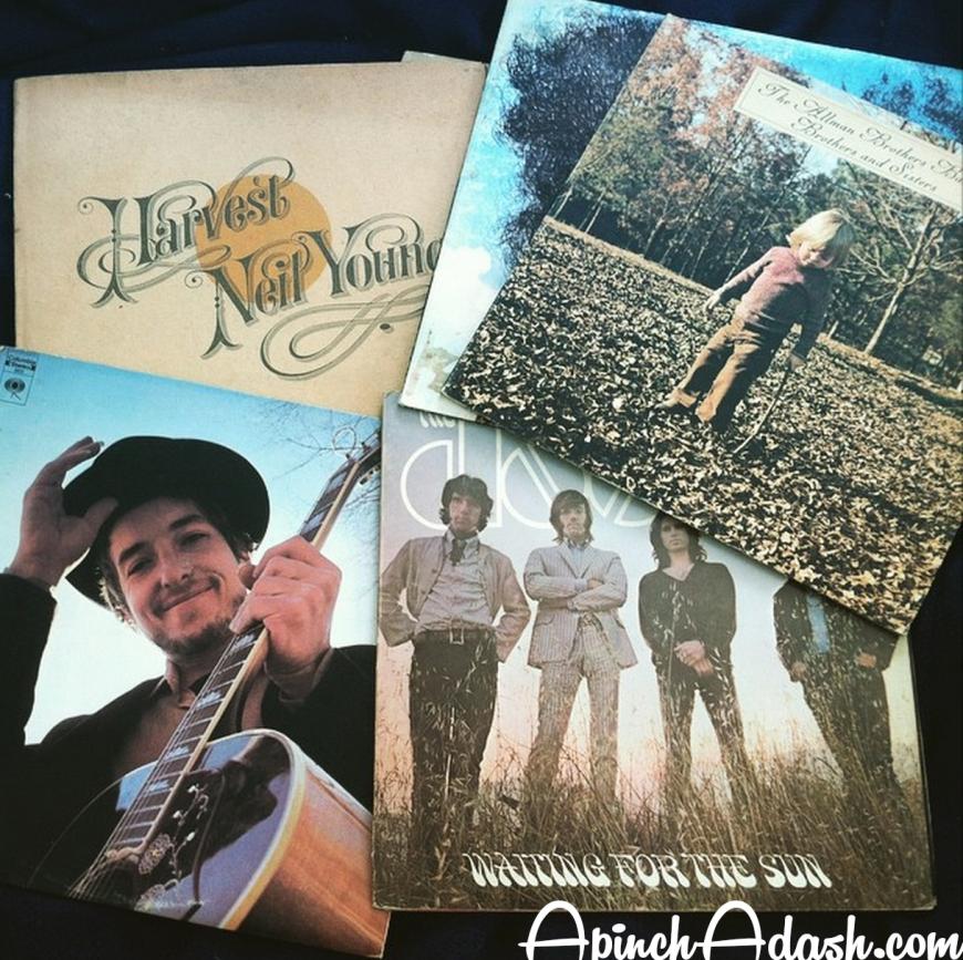 Records, Vinyls apinchadash.com