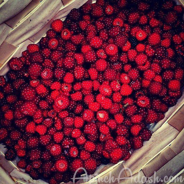 Wine Berry Jam apinchadash.com