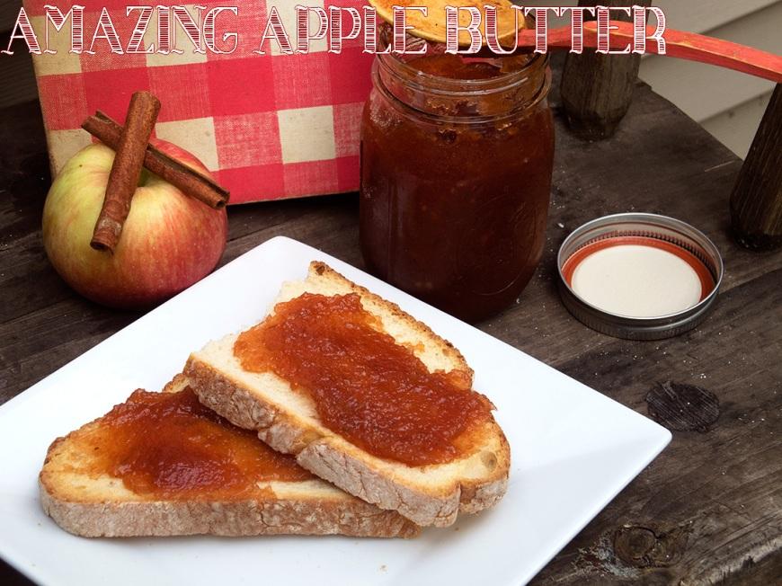 Amazing Apple Butter apinchadash.com